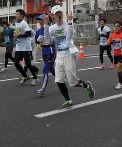 東京マラソン2012…完 走 ! その④