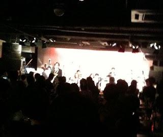 江古田でJAZZ LIVE!観てきました