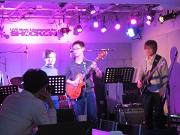 ライブバー 川口ショックオンでセッション