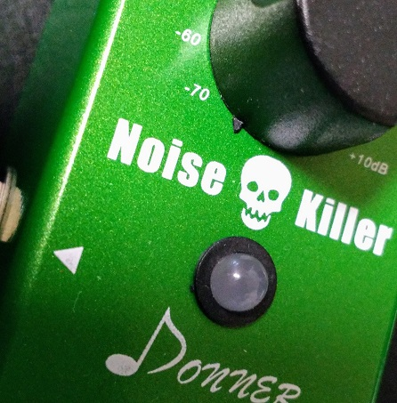 Donner Noise Killerポチって試してみた
