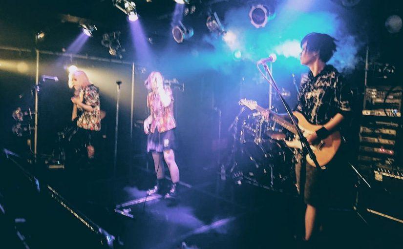しばいぬTheMISSION@Aube渋谷ライブありがとうございました!