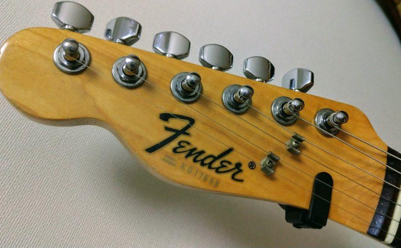 Fender Japan TL72-600L