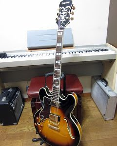 Epiphone Sheraton-II Lefty