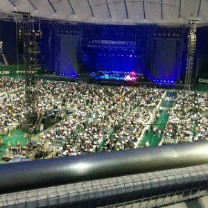 東京ドームでポール・マッカートニー来日公演観てきた