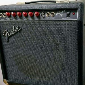 Fender Champ12 真空管アンプ買いました
